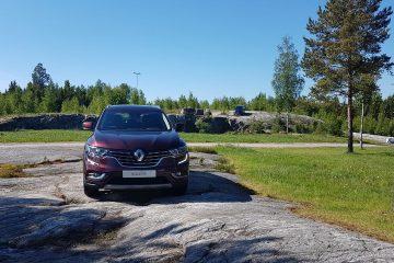 Nuovo Renault Koleos