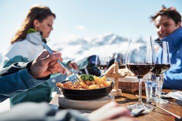 Sciare con gusto in Alta Badia dal 2 dicembre