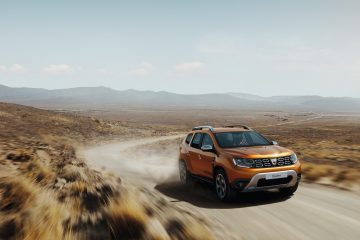 Dacia rinnova il suo modello iconico, il Duster