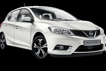 Nissan Pulsar in versione speciale Black Edition