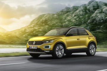 Nuova T-Roc è il crossover compatto della Volkswagen