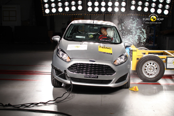 Molti promossi ai crash test EuroNcap 2017