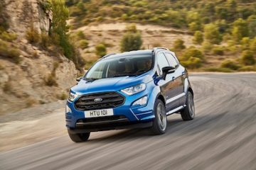 EcoSport si rinnova: Ford è l'evoluzione del SUV compatto