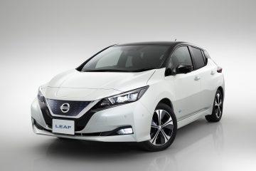 Mobilità elettrica e ProPILOT nella nuova Nissan LEAF