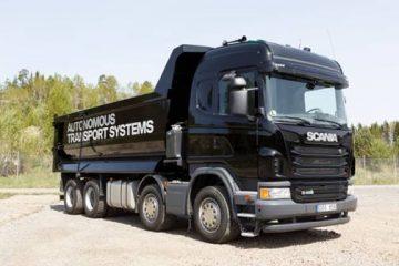 Camion che si guida anche da remoto? è uno Scania