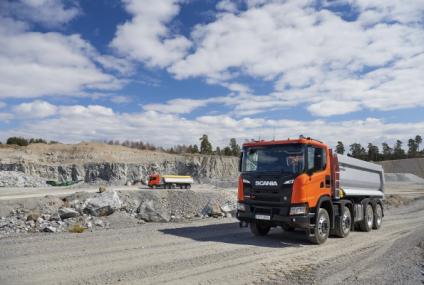 Servizi e partnership con Scania e l'azienda è al top
