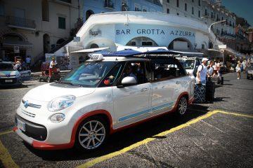 Trasformazione radicale e Castagna crea super taxi Tiberio