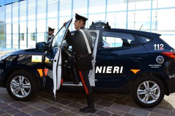 Hyundai ix35 idrogeno ai Carabinieri