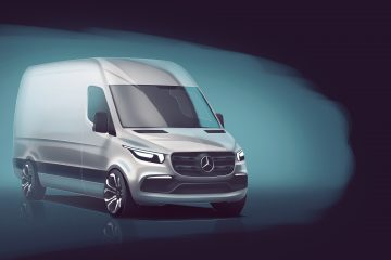 Primo semestre 2018 e il nuovo Sprinter sarà realtà