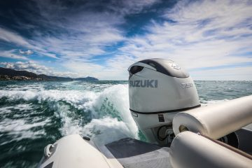 Suzuki DF350A: una rivoluzione nell'innovazione
