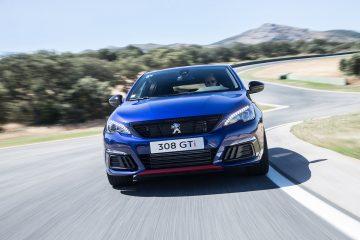 Nuova Peugeot 308 GTi: il leone si scatena