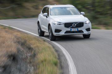 Volvo Cars presenta il nuovo SUV di lusso XC60