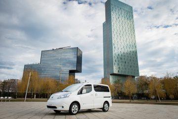 Ecosistema elettrico al Nissan Futures 3.0