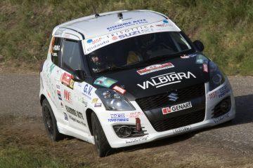 Coppe è il nuovo re del Rally Trophy Suzuki