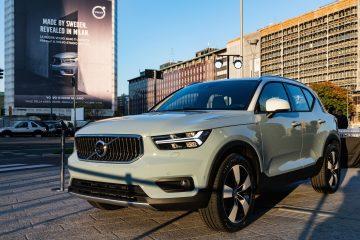 Modo nuovo da Volvo su argomento auto