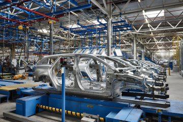 Spagna: Ford investe 750 milioni in fabbrica Valencia