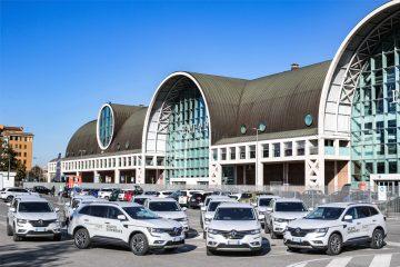 Renault Koleos Experience: un viaggio in prima classe con Eataly