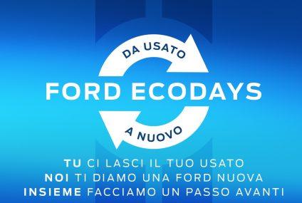 Ford Ecodays: un impegno per mobilità più sostenibile