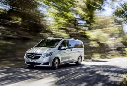 Ecobonus sale a bordo di Mercedes-Benz Classe V