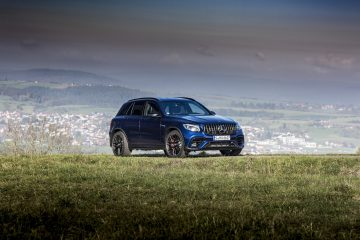 Performance SUV e V8: il connubio Mercedes-AMG