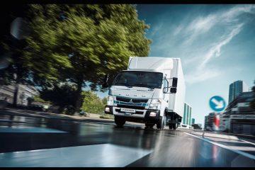 Torello Trasporti sceglie FUSO Eco Hybrid