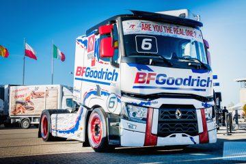 Da BFGoodrich nuova gamma pneumatici truck e bus