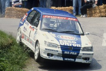1997 Peugeot 306 Dieci Vittorie Su Dieci Gare
