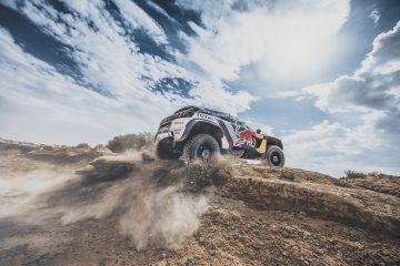Con il Leone di Peugeot vinci anche tu la Dakar