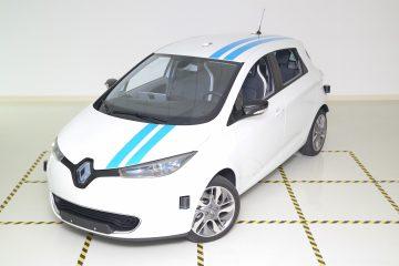 Il Gruppo Renault svela sistema evitamento ostacoli