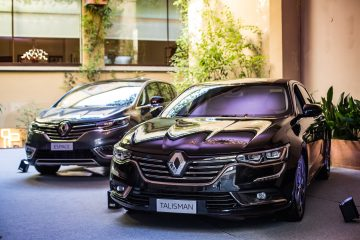 Gamma Executive Renault, Tecnologia nel Business