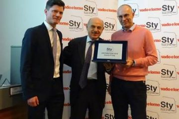 Premio Sustainable Truck of the Year 2018 a Scania