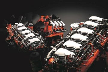 Motori industriali Scania ad Ecomondo