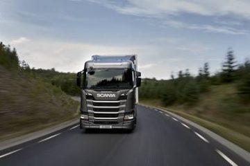 Motore A Gas Da 13 Litri In Arrivo Da Scania