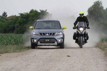 Vitara XT Suzuki, serie speciale per un off-road senza limiti