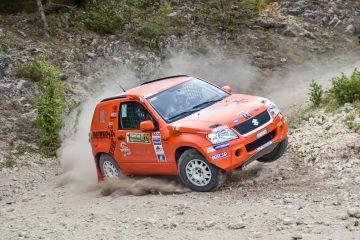 Andrea Dalmazzini torna nel Cross Country con Suzuki