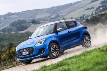 2018, Giappone. Suzuki SWIFT è Car of the Year
