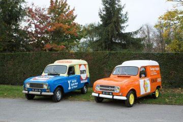 Renault, oltre un secolo di esperienza nei veicoli commerciali
