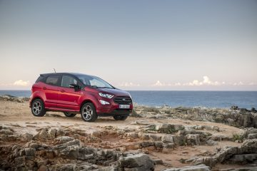 Ford presenta una evoluzione della EcoSport