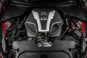 Infiniti V6 tra i 10 migliori motori di Ward