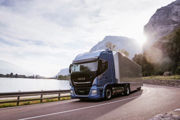 "Stralis NP di IVECO eletto ""Low Carbon Truck of the Year"""