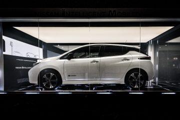 Molto più di un'auto con Nuova Nissan LEAF