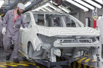 Iniziata la produzione in Europa della nuova Nissan LEAF