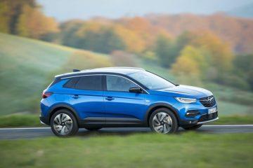 Futuro appartiene a tutti nuovo slogan marchio Opel