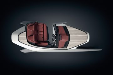 Beneteau e Peugeot presentano Sea Drive Concept