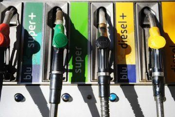 Spesa benzina e gasolio auto di italiani +6% nel 2017