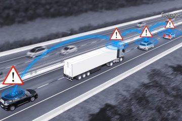 SCOOP: Renault prepara l'auto autonoma e connessa