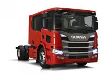 Cabina equipaggio di prima classe by Scania
