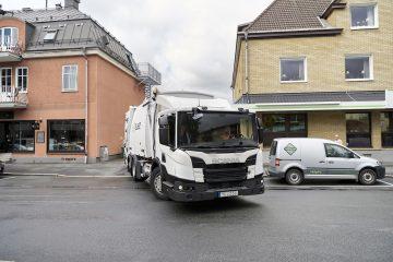 Cabine ad accesso ribassato per serie L di Scania