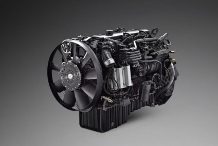 Motori Scania da 7 litri più efficienti e leggeri