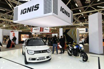 Suzuki al Motor Show 2017